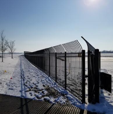 Secure Links Fence