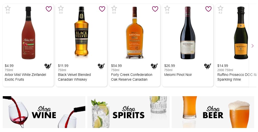 Star Liquor Beer & Wine