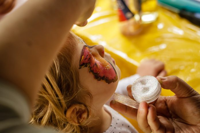 5 Best Face Painting in Columbus