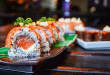 5 Best Japanese Restaurants in Charlotte