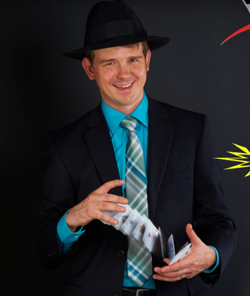 Amazing Barry - Master Magician
