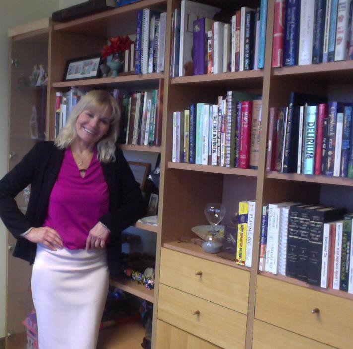 Astrid Heathcote - Dr. Astrid Heathcote