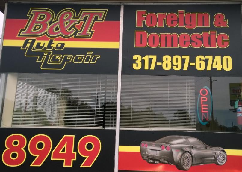 B & T Auto Repair