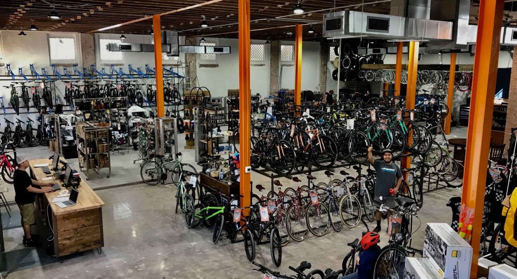 Blue Line Bike Lab