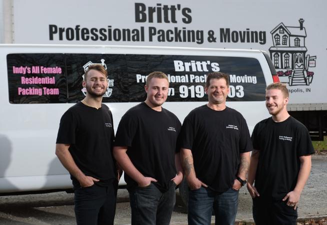 Britt's Professional Packing
