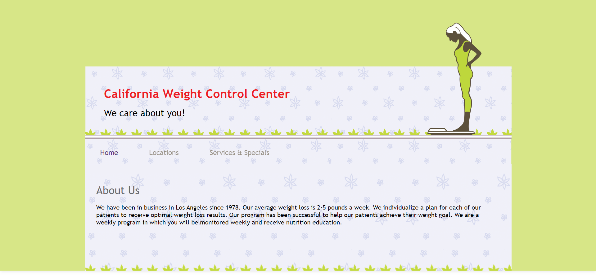 California Weight Control Center