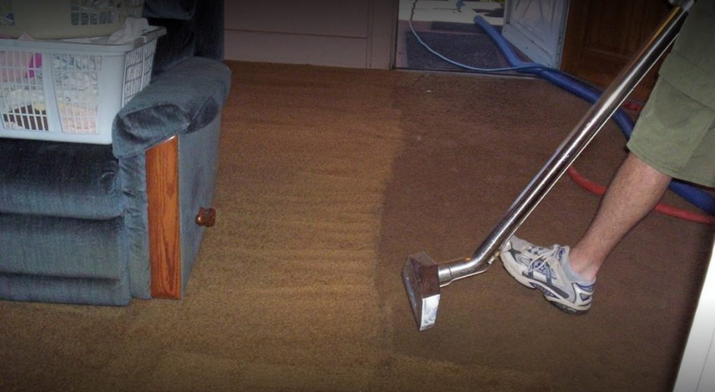Carpet Steam Cleaning Fort Worth TX