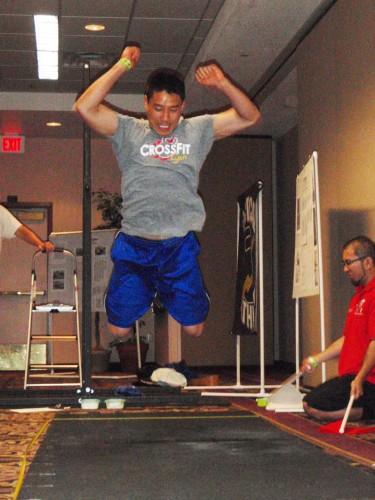 Chung Sun - 619 | San Diego Personal Training
