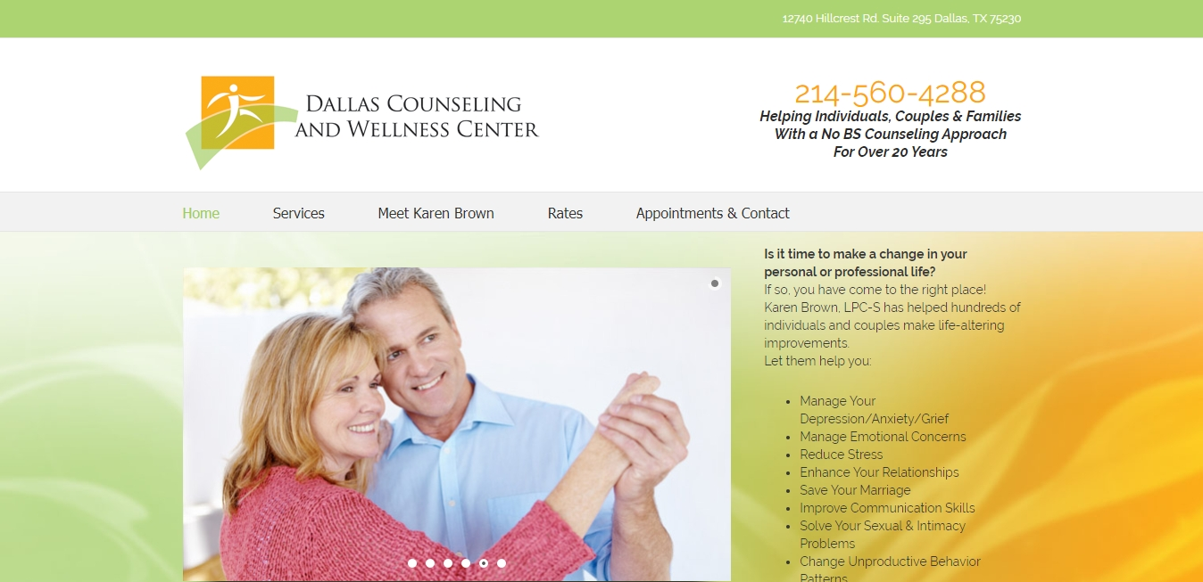 Dallas Counseling and Wellness Center
