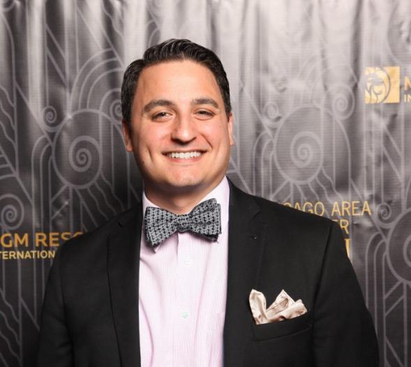 David Ranalli - Indianapolis Magician & Corporate Entertainer