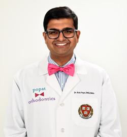Dr. Rishi Popat - Popat Orthodontics