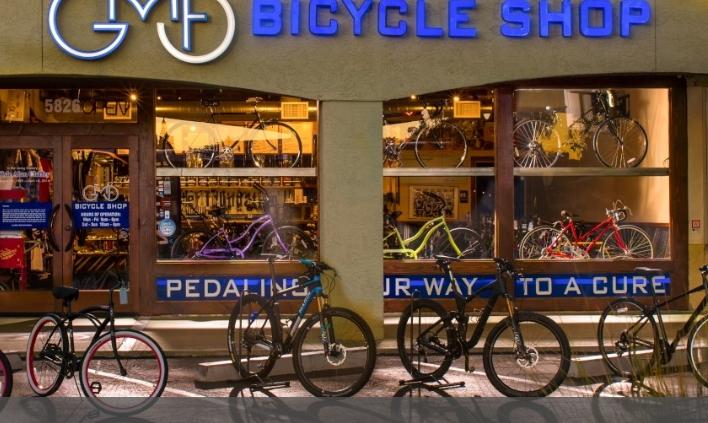 Grey Matter Family Bicycle Shop