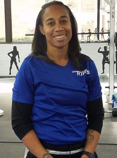 Jocelyn Hightower - CharlotteRIPS Personal Trainer