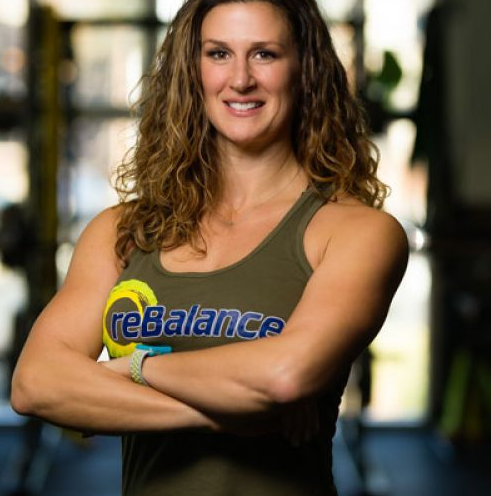 Kim Norton - reBalance Fitness and Nutrition