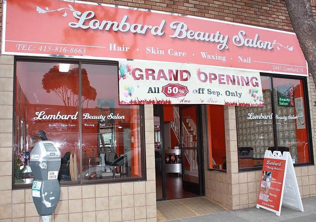 Lombard Beauty Salon
