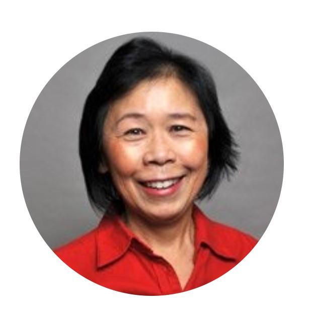 Melody Chong, D.P.M.
