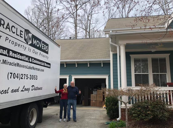 Miracle Movers Charlotte