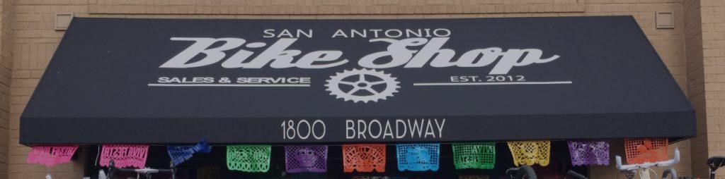 San Antonio Bike Shop