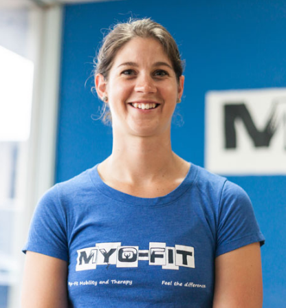 Sara Richardson - Myo-Fit Mobility & Therapy