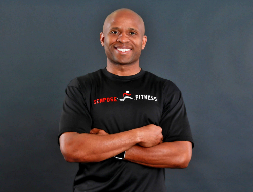 Steve Richardson - Sempose Fitness LLC