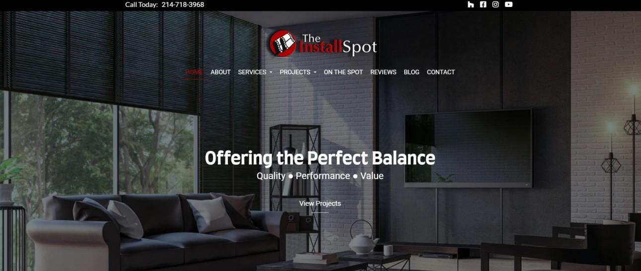 The Install Spot