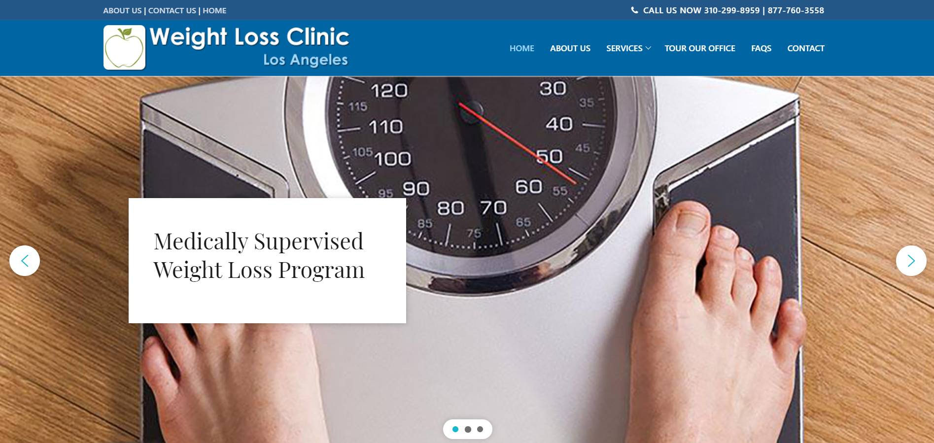 Weight Loss Clinic Los Angeles