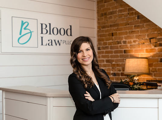 Anna Blood - Blood Law, PLLC