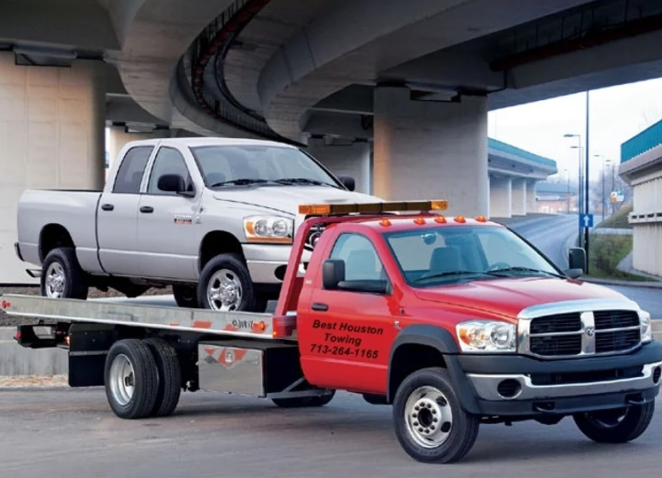 Best Houston Towing