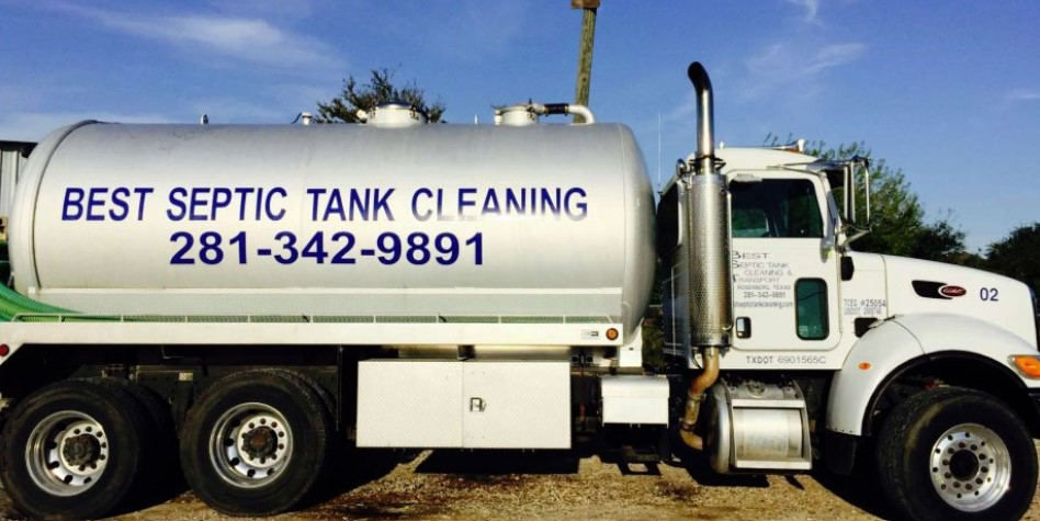 Best Septic Tank Cleaning