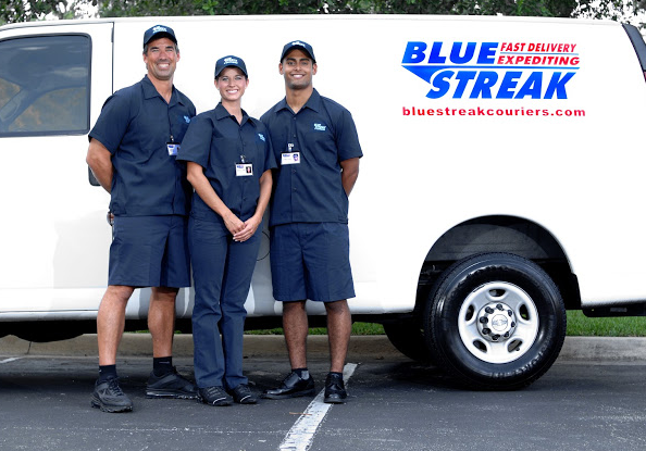 Blue Streak Couriers