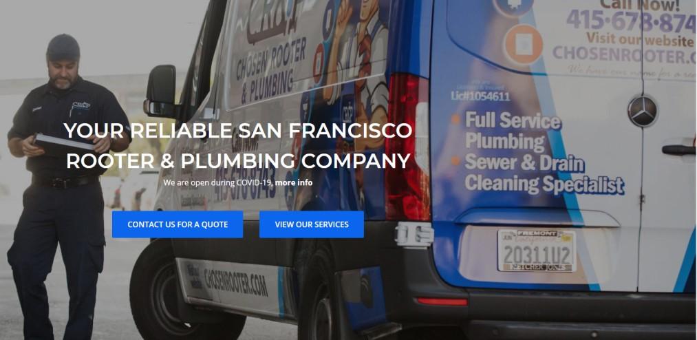 Chosen Rooter & Plumbing