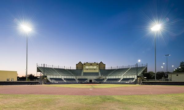 David C. Dickson Stadium