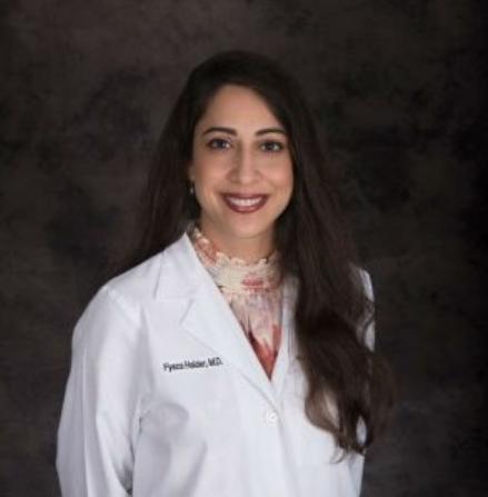 Dr. Fyeza S. Haider - Northside Gastro