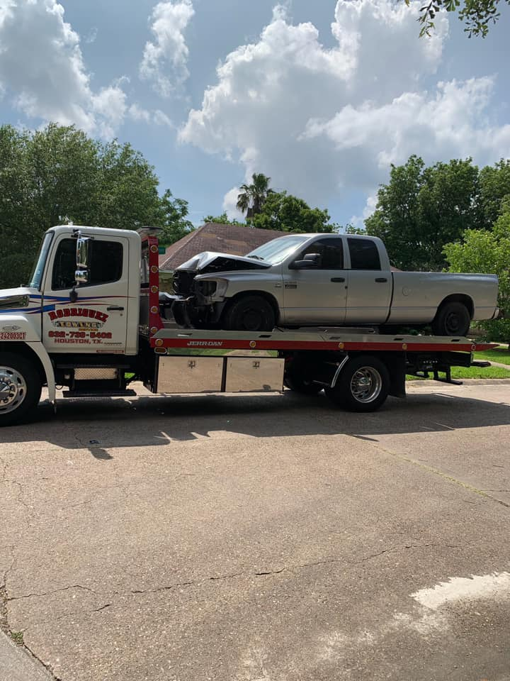 Edwin's Towing Service