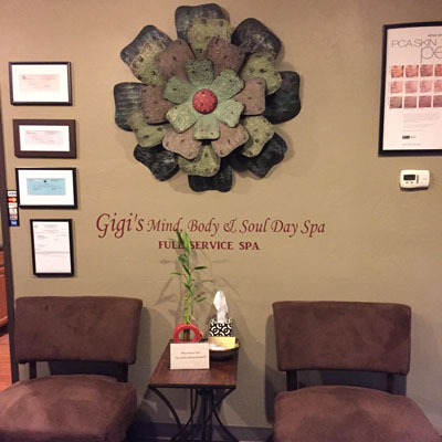 Gigi's Mind Body & Soul Spa