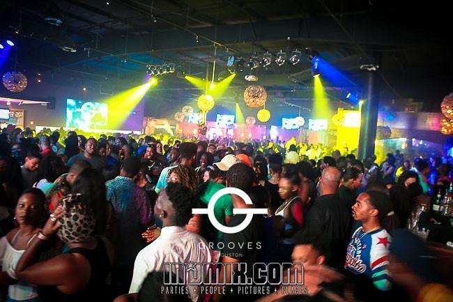 Grooves of Houston
