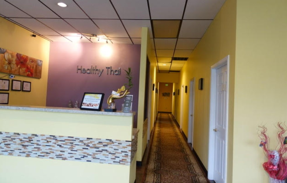 Healthy Thai Massage and Spa
