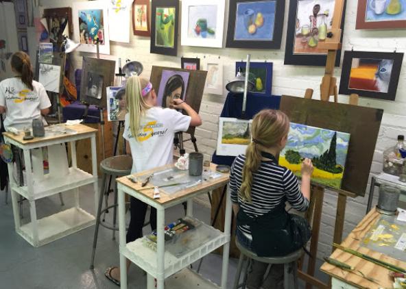 Holt School of Fine Art
