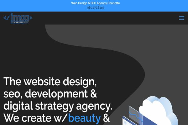 IMCG Creative Web Design
