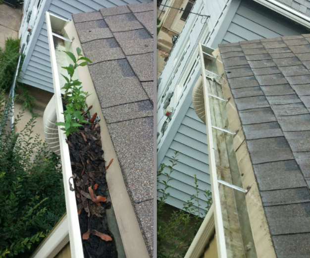 Indianapolis Gutter Cleaning