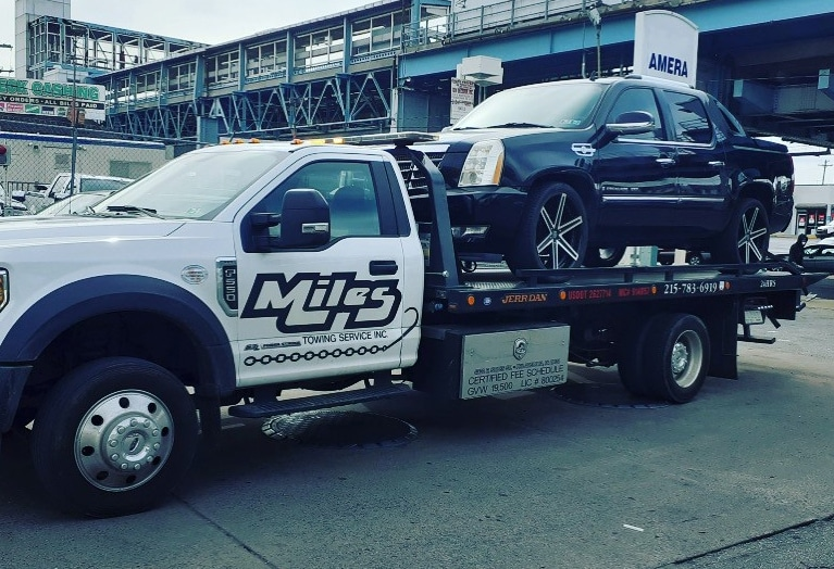 Miles Towing Service