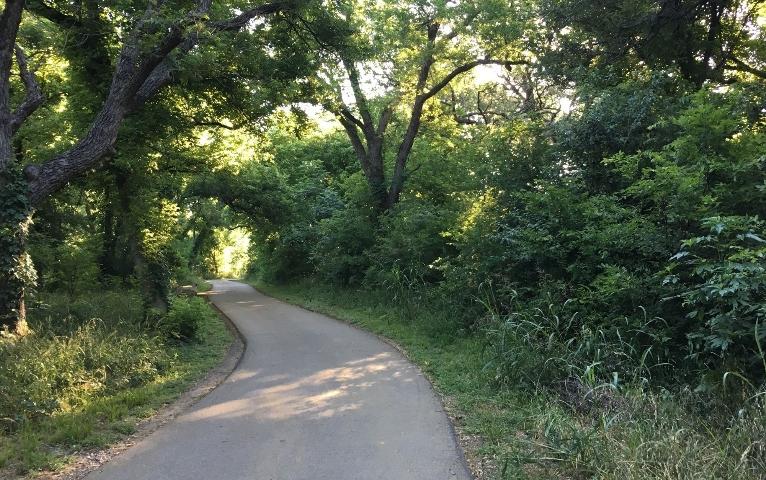 Oakwell Trailhead Park