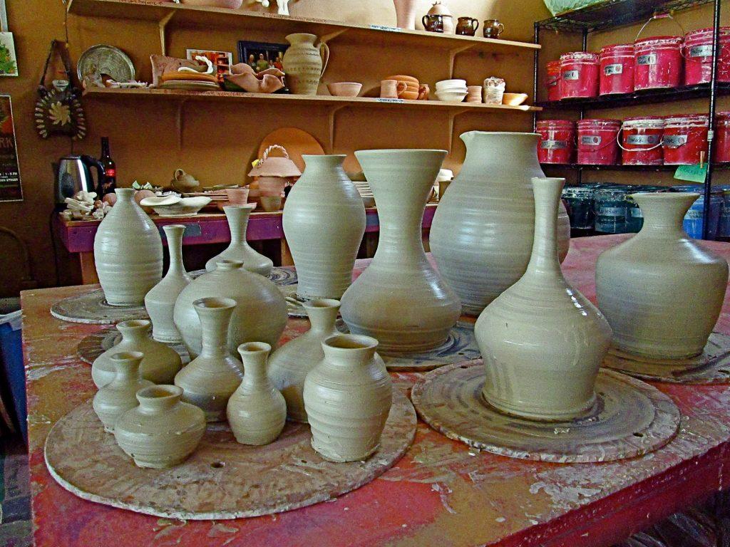 Plum Pottery