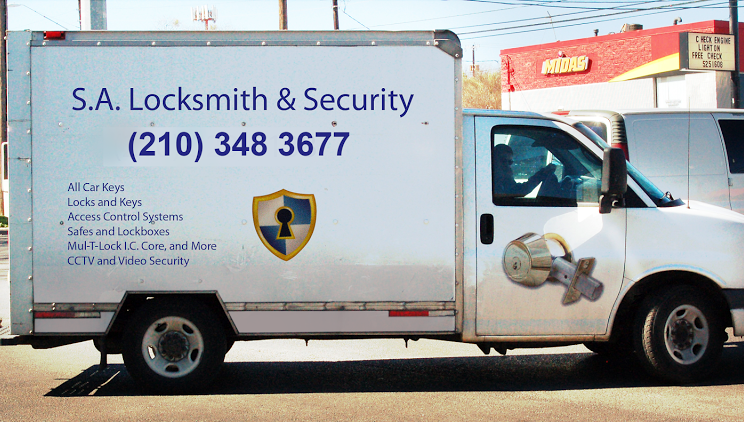 S.A. Locksmith & Security