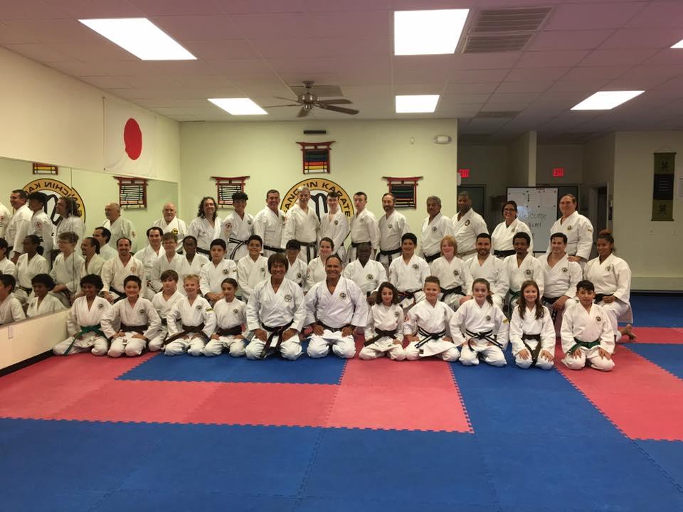 Sanchin Karate School