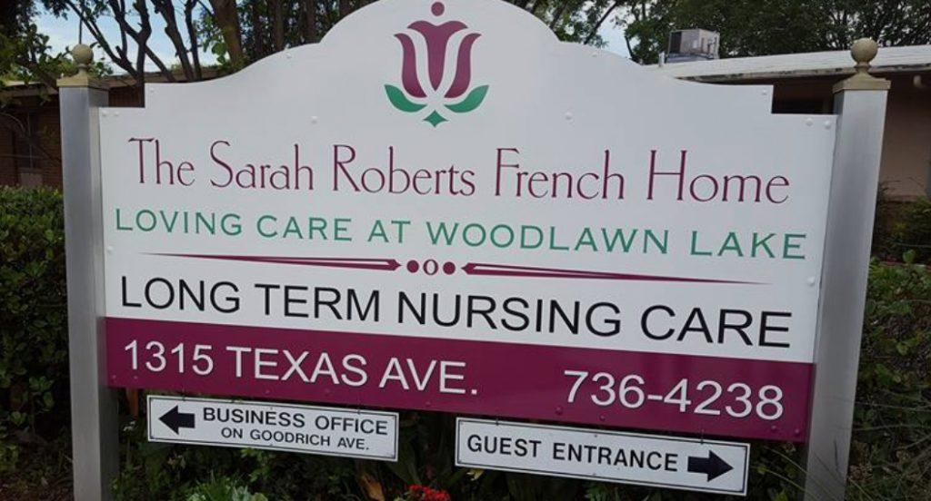 Sarah Roberts French Home