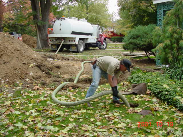 Septic Services Novato