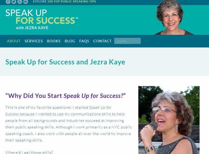 Speak Up for Success