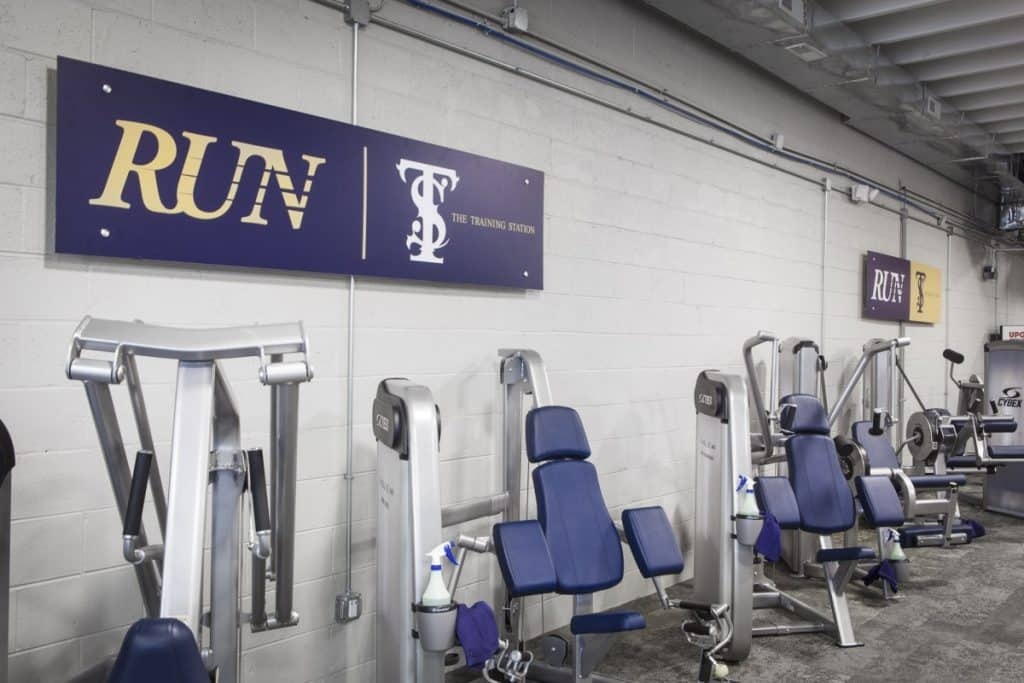 The Training Station Gym
