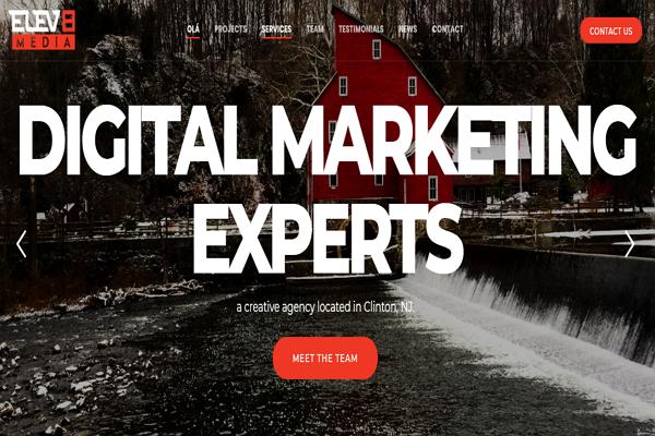Web Design Charlotte - Elev8 Media